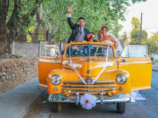El matrimonio de Sussan y Francisco