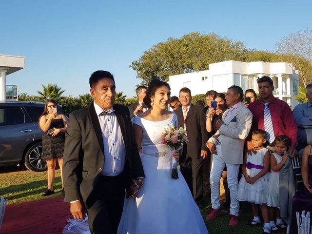 El matrimonio de Sebastián  y Edelmira  en Rauco, Curicó 1