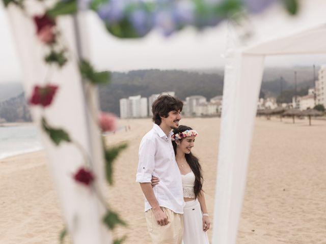 El matrimonio de Hans y Ale en Colina, Chacabuco 1