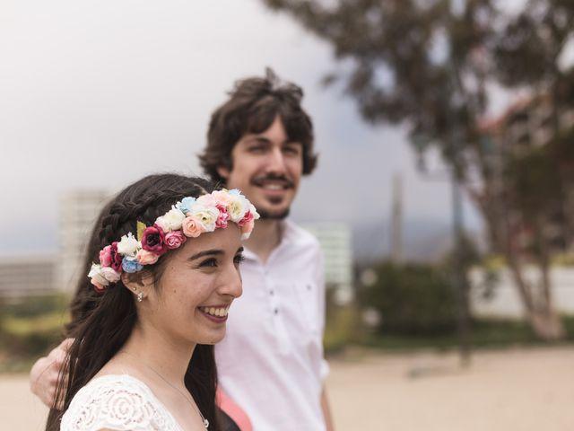 El matrimonio de Hans y Ale en Colina, Chacabuco 3