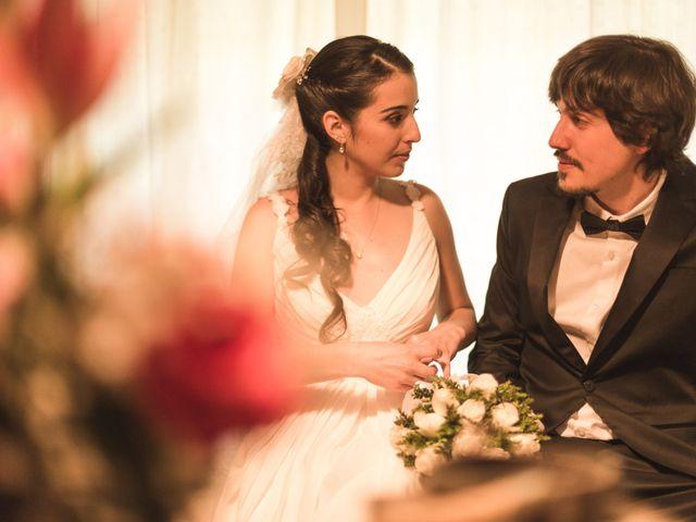 El matrimonio de Hans y Ale en Colina, Chacabuco 20