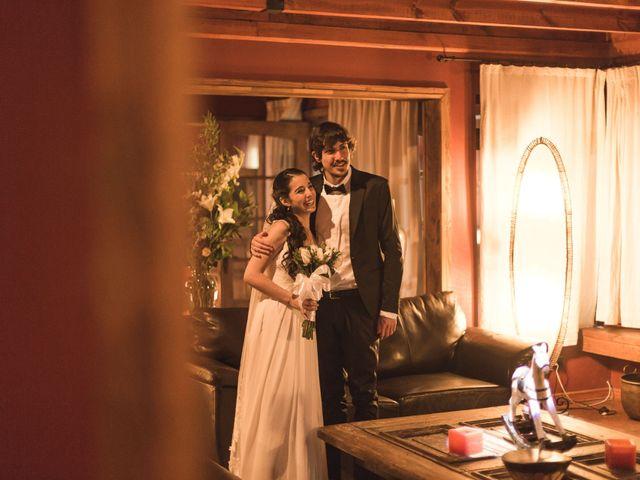 El matrimonio de Hans y Ale en Colina, Chacabuco 23