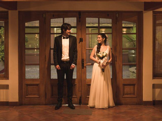 El matrimonio de Hans y Ale en Colina, Chacabuco 24