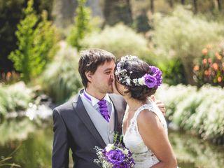 El matrimonio de Natalia y Rodrigo 3