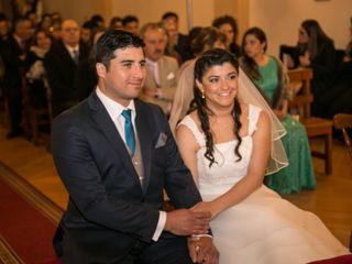 El matrimonio de Cami y Ale