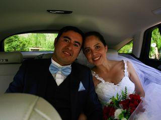 El matrimonio de Astrid  y Gustavo