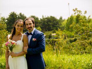 El matrimonio de Pamela y Diego