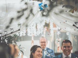 El matrimonio de Nicole y Emmanuel 1