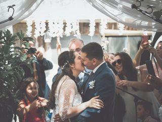 El matrimonio de Nicole y Emmanuel