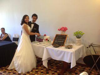 El matrimonio de Francisca y Gabriel