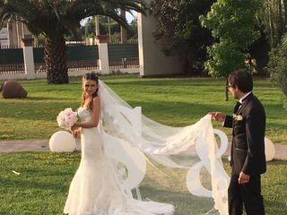 El matrimonio de Samantha y Francisco 1