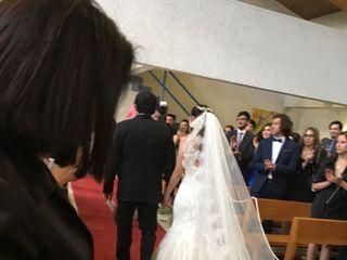 El matrimonio de Samantha y Francisco 2