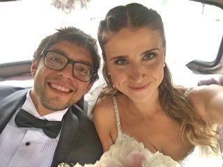 El matrimonio de Samantha y Francisco