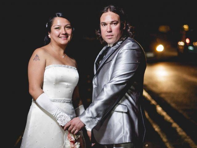 El matrimonio de Carolina y Franco