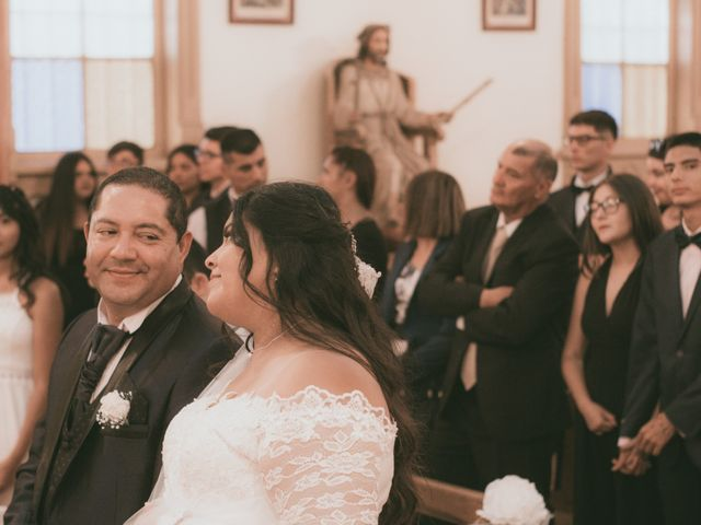 El matrimonio de Osvaldo y Olga en Copiapó, Copiapó 13