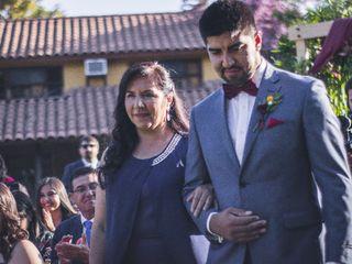 El matrimonio de Joel  y Macarena  2