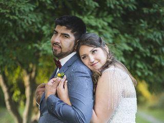 El matrimonio de Joel  y Macarena  3