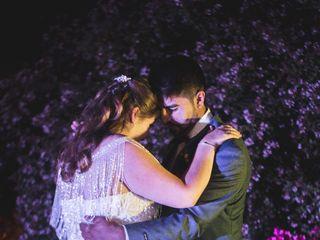 El matrimonio de Joel  y Macarena  1