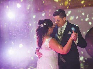 El matrimonio de Valentina  y Maximiliano