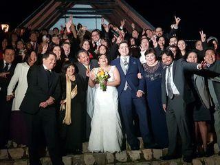 El matrimonio de Valentina  y Maximiliano  3