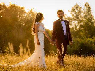 El matrimonio de Alexis y Fernanda