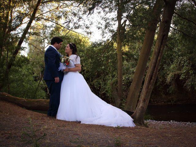 El matrimonio de Marcia y Didier