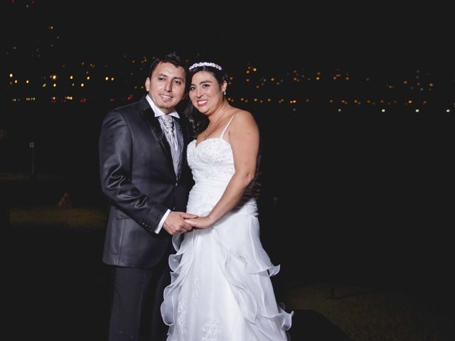 El matrimonio de Karina y Juan