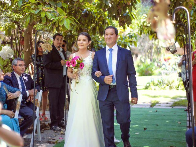 El matrimonio de Héctor y Cinthya en Buin, Maipo 9