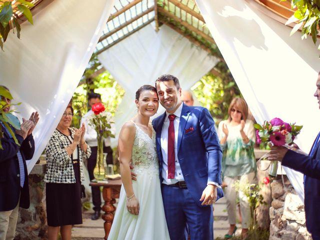 El matrimonio de Héctor y Cinthya en Buin, Maipo 11