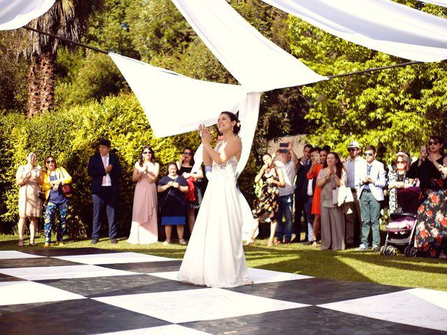 El matrimonio de Héctor y Cinthya en Buin, Maipo 12