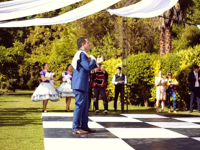 El matrimonio de Héctor y Cinthya en Buin, Maipo 13