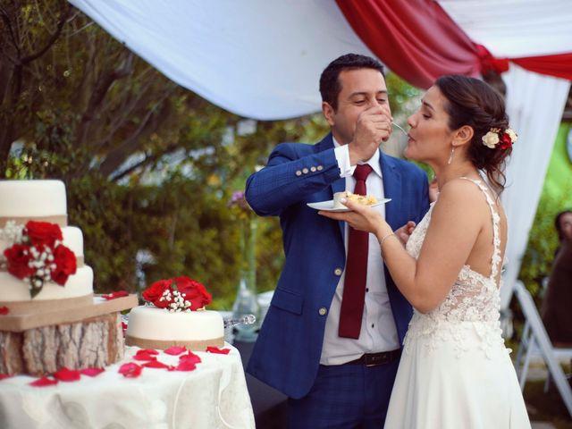 El matrimonio de Héctor y Cinthya en Buin, Maipo 19