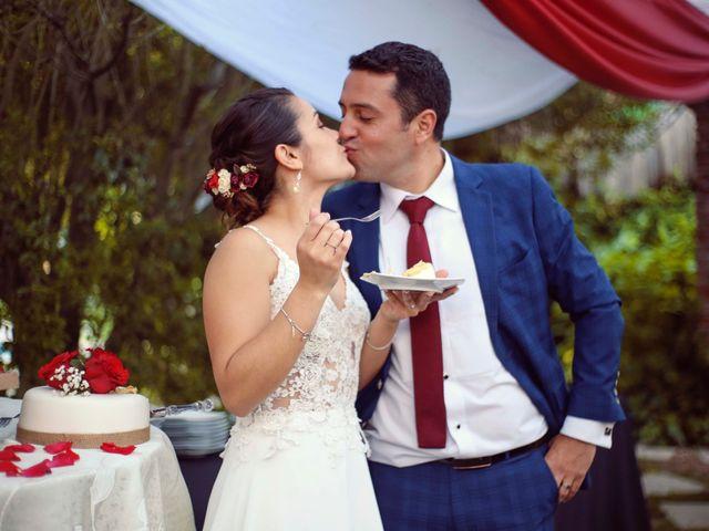 El matrimonio de Héctor y Cinthya en Buin, Maipo 20