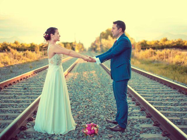 El matrimonio de Héctor y Cinthya en Buin, Maipo 22