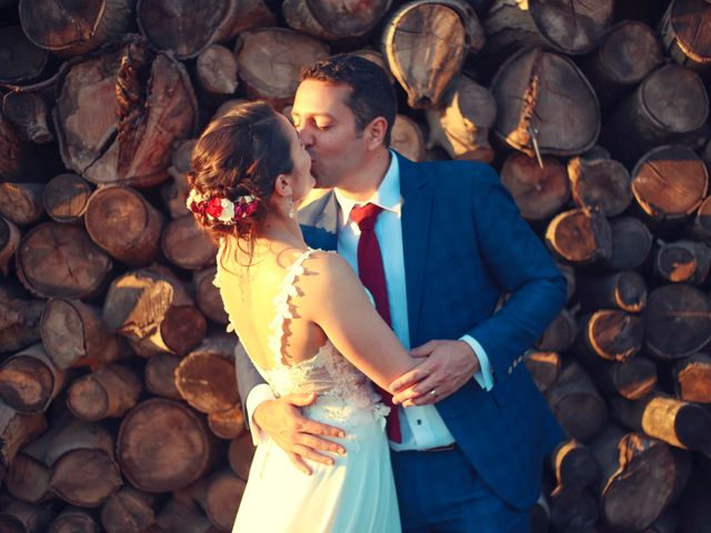 El matrimonio de Héctor y Cinthya en Buin, Maipo 24