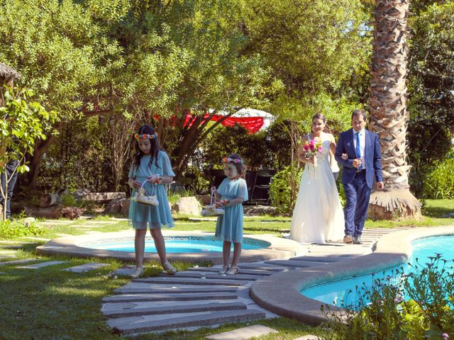 El matrimonio de Héctor y Cinthya en Buin, Maipo 33