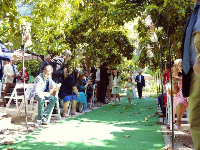El matrimonio de Héctor y Cinthya en Buin, Maipo 34