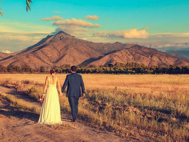 El matrimonio de Héctor y Cinthya en Buin, Maipo 35