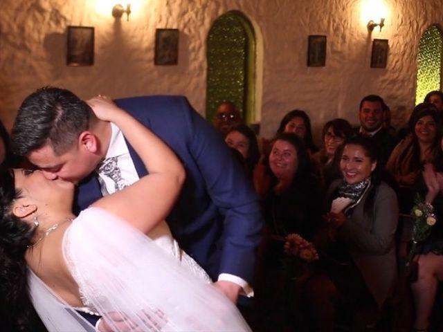 El matrimonio de Maximiliano  y Valentina  en Curacaví, Melipilla 1