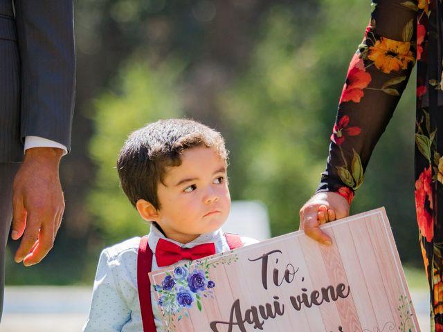 El matrimonio de Fernanda y Alexis en San Fabián, Ñuble 14