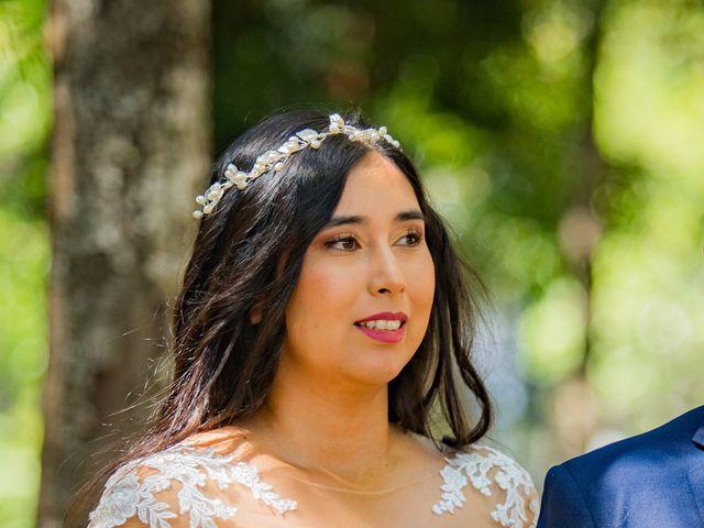 El matrimonio de Fernanda y Alexis en San Fabián, Ñuble 17