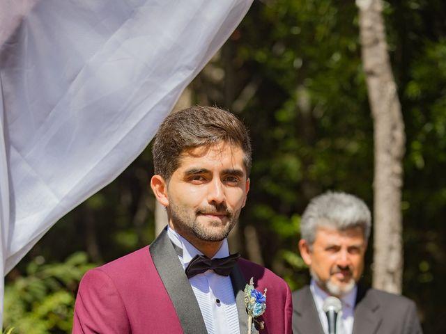 El matrimonio de Fernanda y Alexis en San Fabián, Ñuble 18