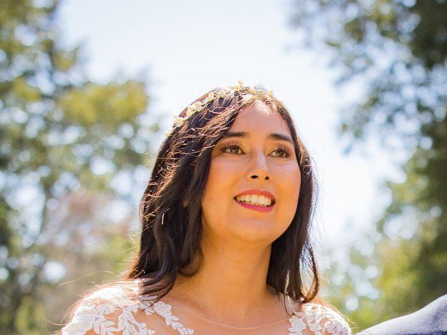 El matrimonio de Fernanda y Alexis en San Fabián, Ñuble 19