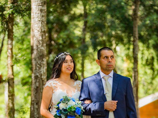 El matrimonio de Fernanda y Alexis en San Fabián, Ñuble 21