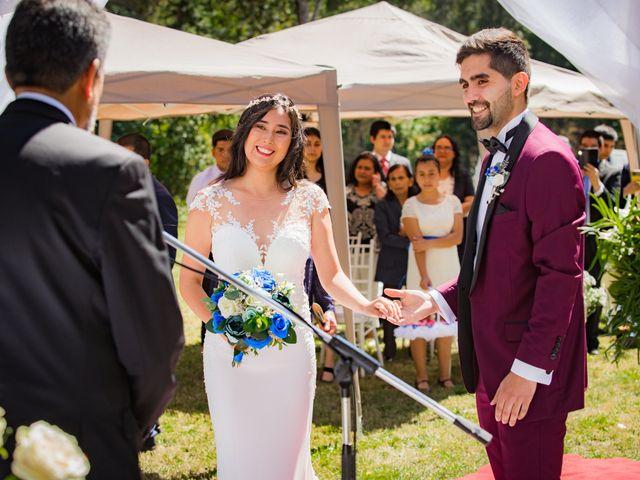 El matrimonio de Fernanda y Alexis en San Fabián, Ñuble 23