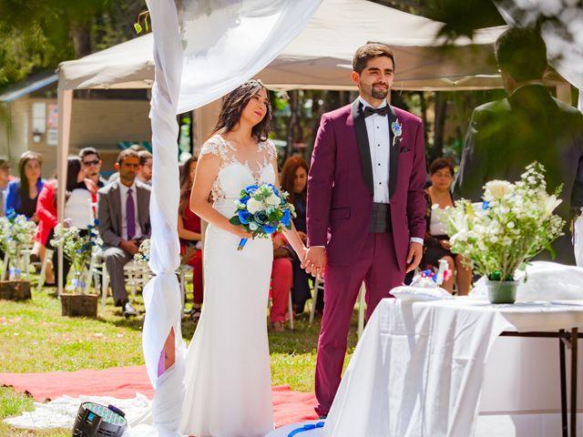 El matrimonio de Fernanda y Alexis en San Fabián, Ñuble 24