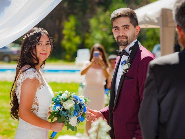 El matrimonio de Fernanda y Alexis en San Fabián, Ñuble 25
