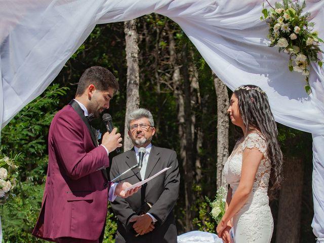 El matrimonio de Fernanda y Alexis en San Fabián, Ñuble 26