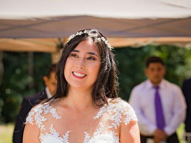 El matrimonio de Fernanda y Alexis en San Fabián, Ñuble 31