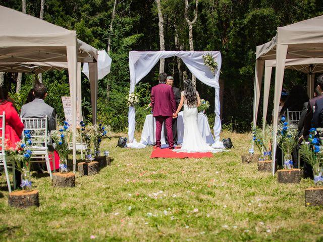 El matrimonio de Fernanda y Alexis en San Fabián, Ñuble 36